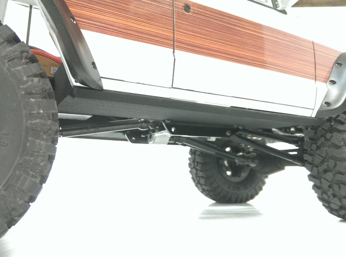 CMAX+XJ Jeep Mounts Nest 3d printed