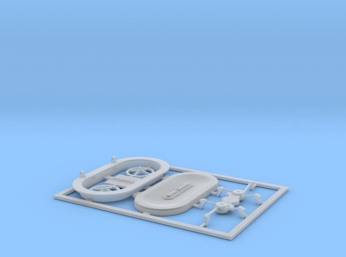 Schott Typ-G in 1:40 3d printed