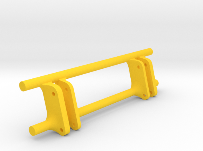 UH Stoll Wiking Frontlader Adapter 3d printed