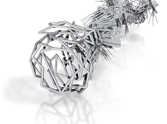 Peyman's sculpture 3d printed
