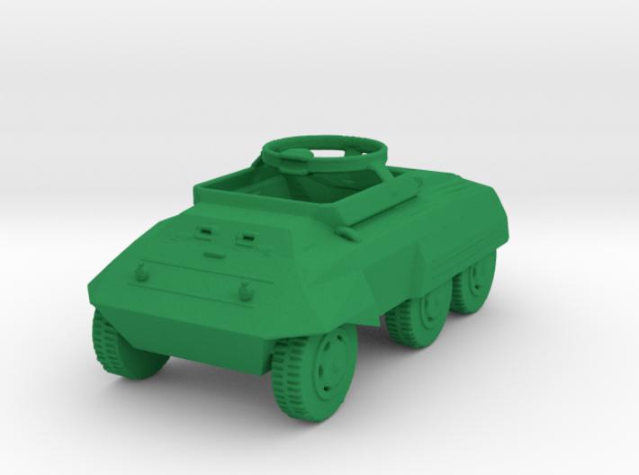 1/87 Scale M20 Scout Car 3d printed