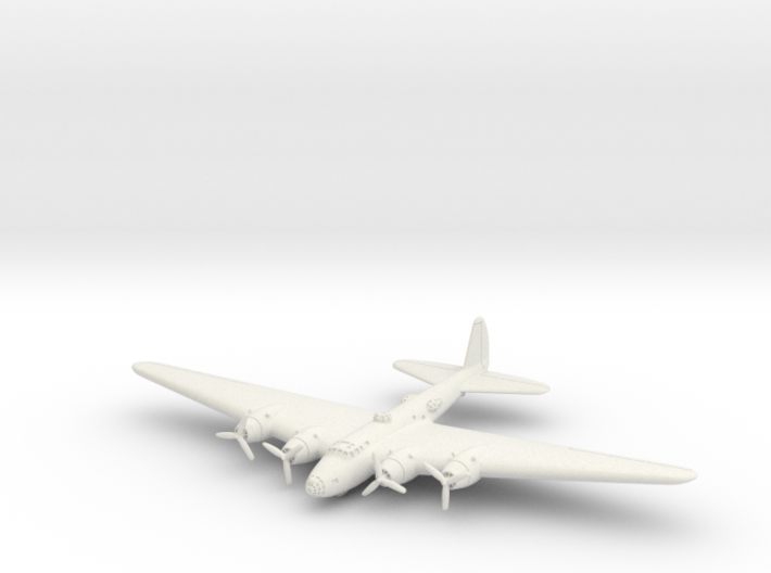 Boeing XB-15 1/285 6mm 3d printed