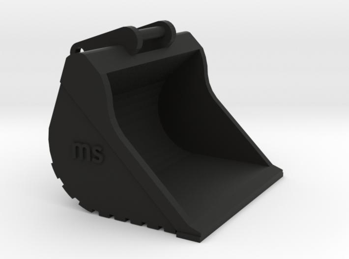 Dieplepel mobiel 3d printed