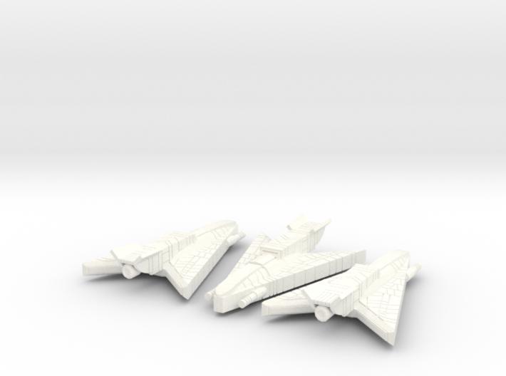 3125 Haydron Corvettes 3d printed