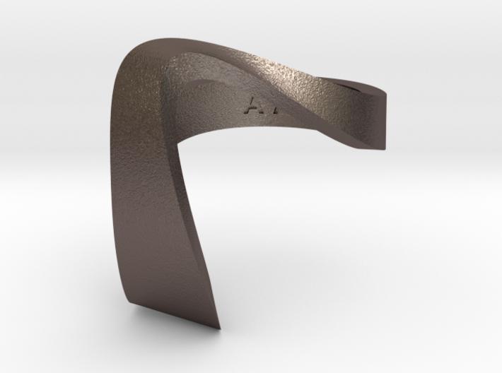 ZEPHYR METAL 3d printed