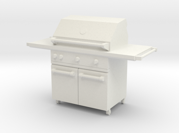 1:48 Barbeque 3d printed