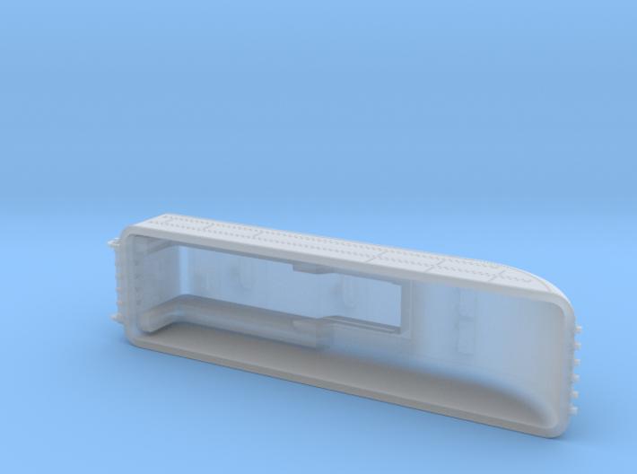 ATSF TENDER, CLASS 3000 3d printed