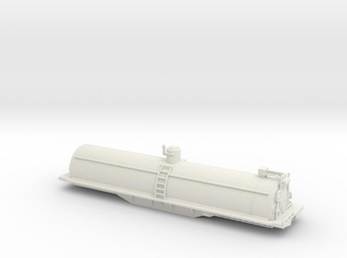 "Tank wagon ""Proto"" 3d printed"