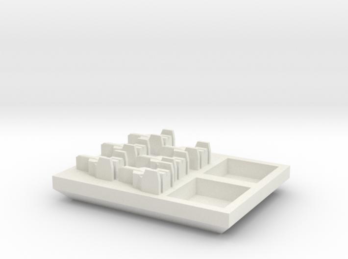 Excalliber Sqn 3d printed