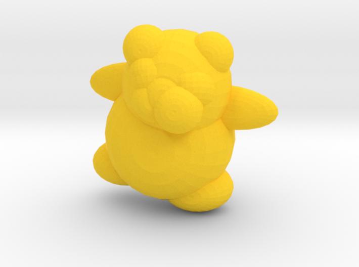 HoneyBerry Teddy Bear 3d printed
