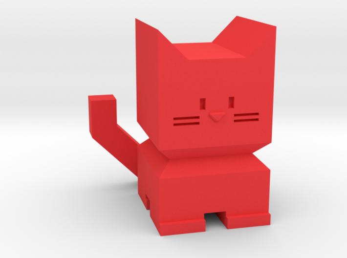BoxyCat 3d printed