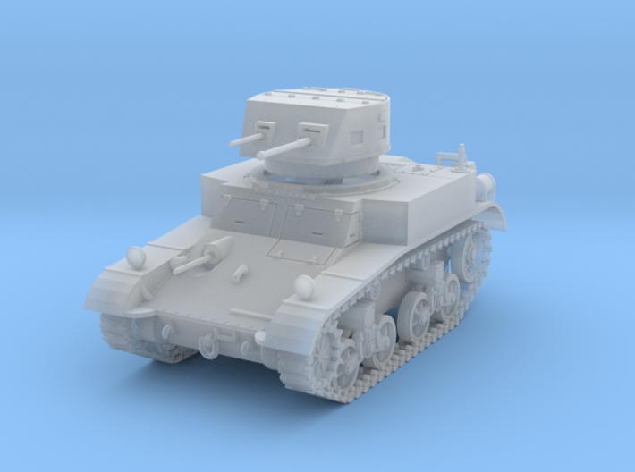PV14D M1 Combat Car (1/72) 3d printed