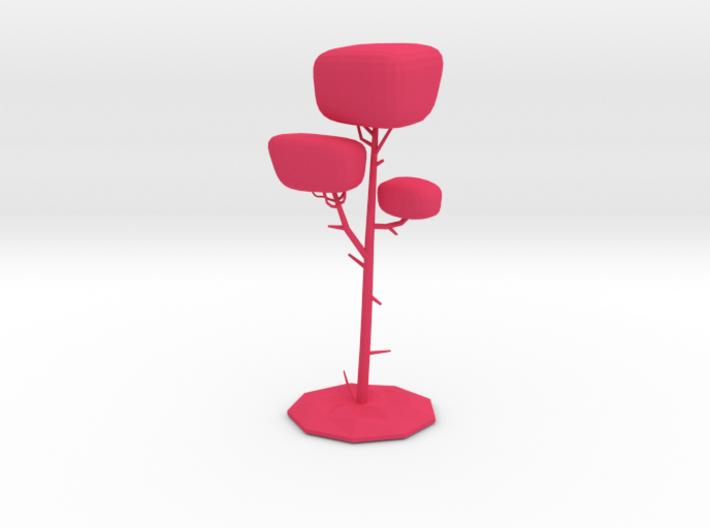 Wonderland Tree 3d printed