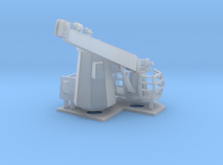 1/144 scale Burke Crane - Ver 2 3d printed