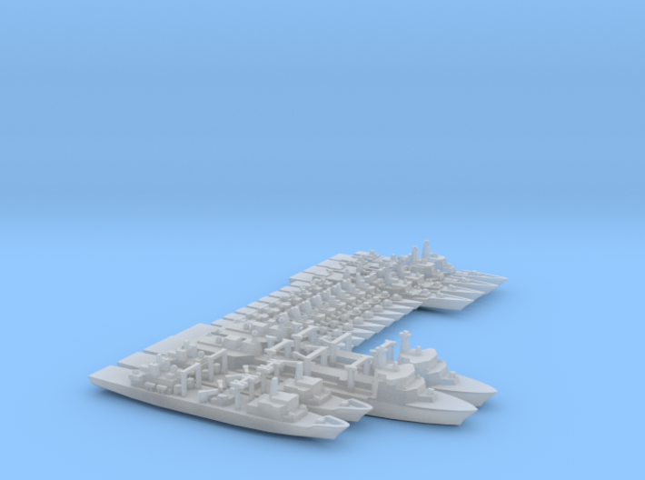 Special PLAN Pack #2, 16pc, 1/6000 3d printed