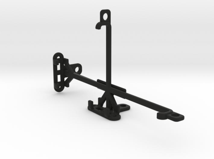 Nokia 6 tripod & stabilizer mount 3d printed