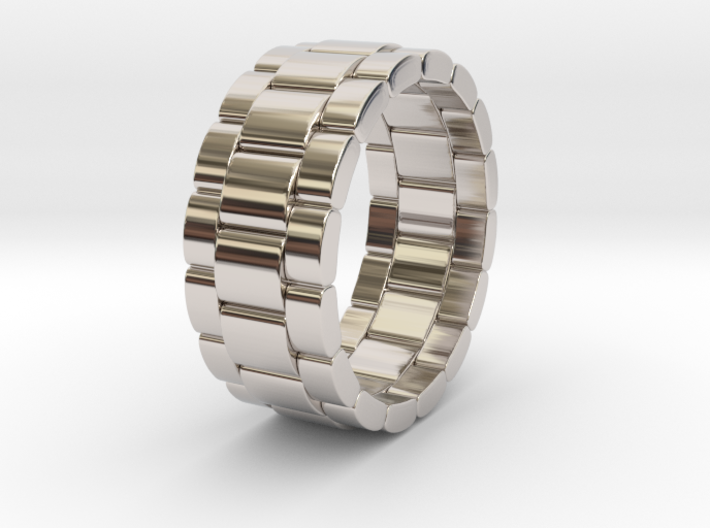 Tibalda - Ring 3d printed
