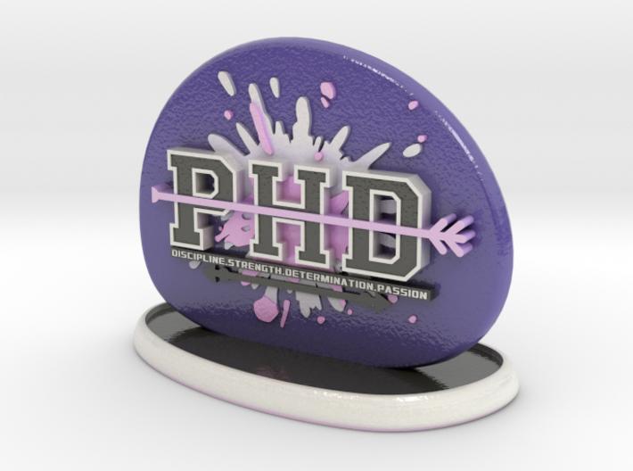 PHD 3d printed