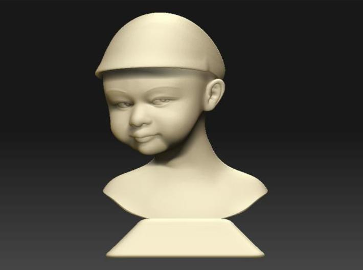 """""""Who are you?"""" 3d printed Description"""