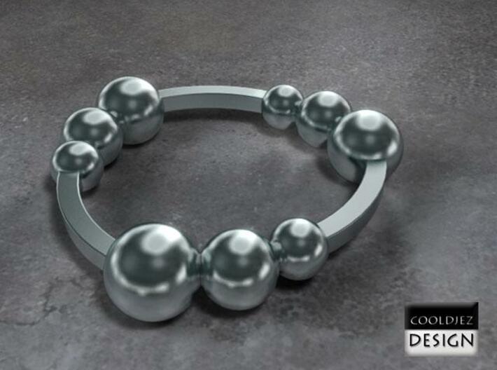 Ring - Orbit 3d printed Render