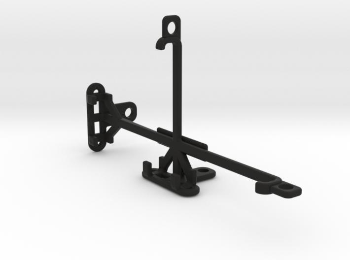 Xiaomi Mi 5c tripod & stabilizer mount 3d printed