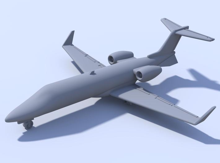 1/400 - Learjet 45 3d printed