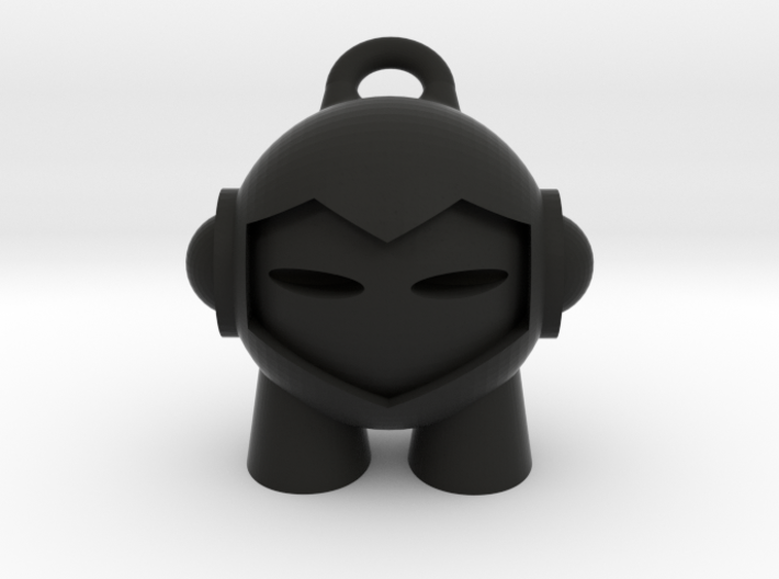 Marvin KeyChain 3d printed
