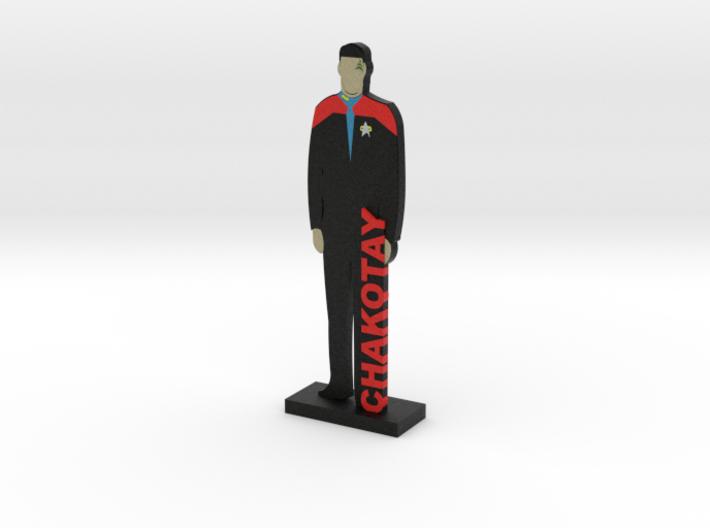 Commander Chakotay = DESKAPADES = 3d printed