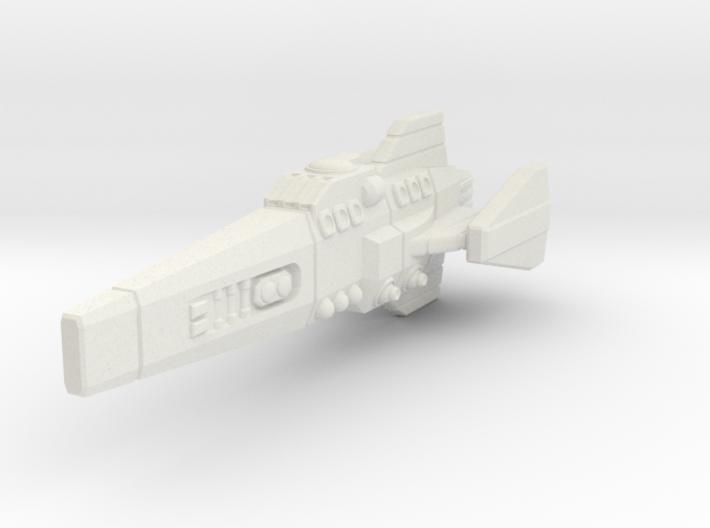 Ikennek Frigate 3d printed