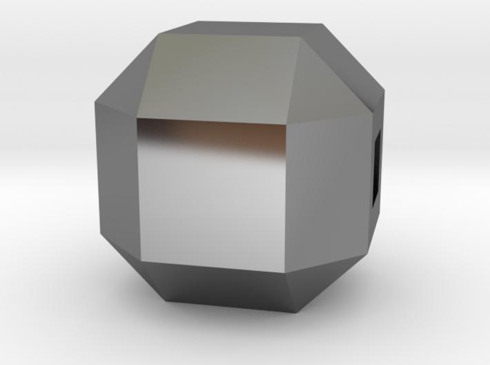 Pendant Diamond 10mm 3d printed