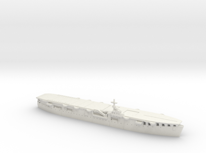 HMS Pretoria Castle 1/1800 3d printed