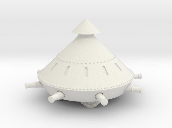 10mm Da Vinci Steam-Tank 3d printed