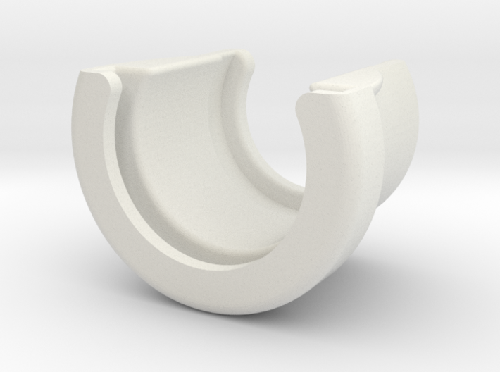 cuff for refillable bottles 3d printed