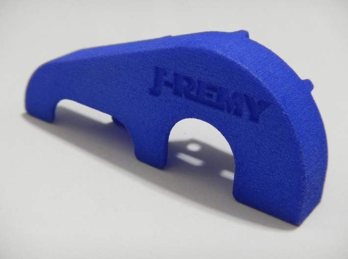 Associated TC4 Club Racer Spur & Pinion Gear Guard 3d printed The actual part that I put on my car.