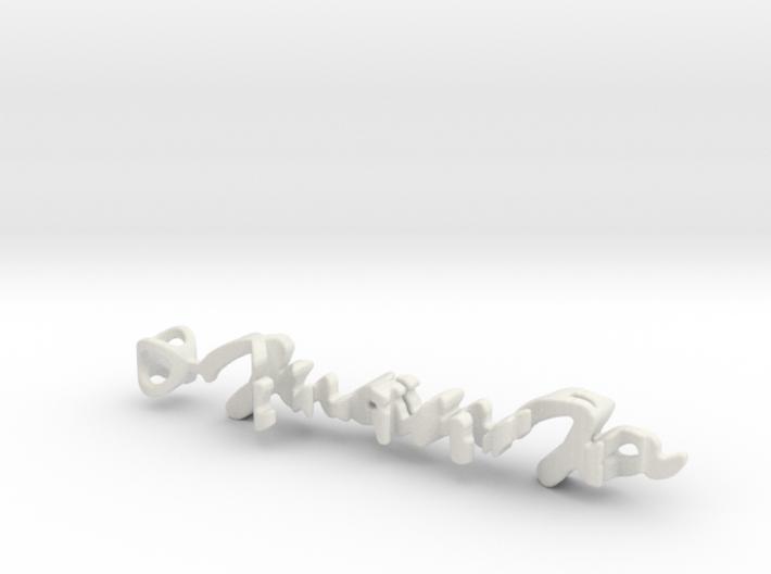 Twine JuanJo/Lupita 3d printed