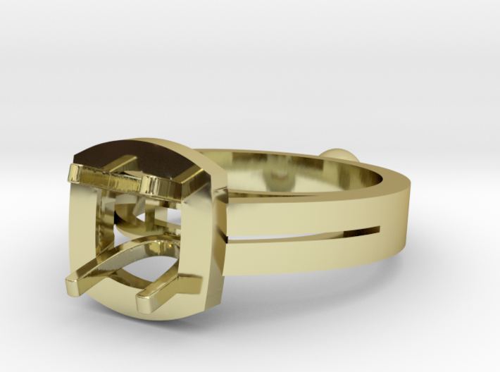 Ring size 50 3d printed