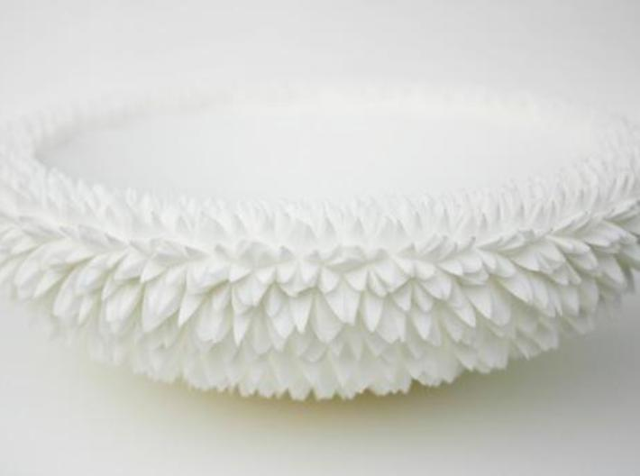 The Chrysanthemum Centrepiece 3d printed The chrysanthemum centrepiece bowlside
