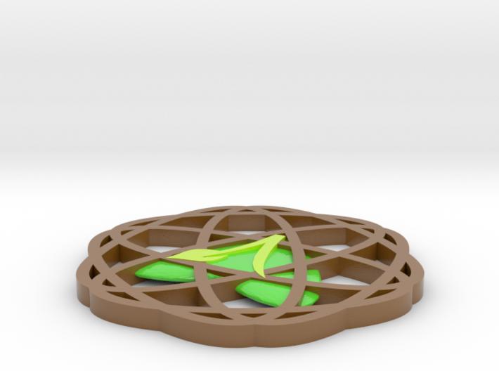 Coasters 3d printed