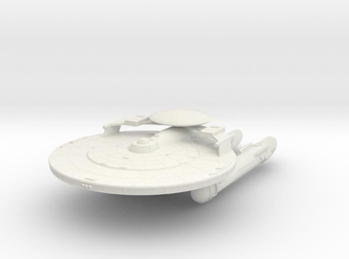 Grim Class New Axanar Ship 3d printed