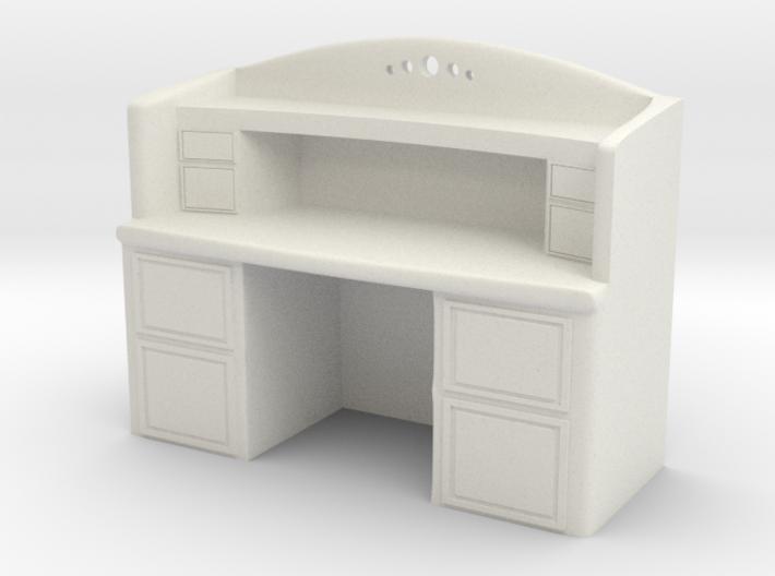 Writing Desk 3d printed