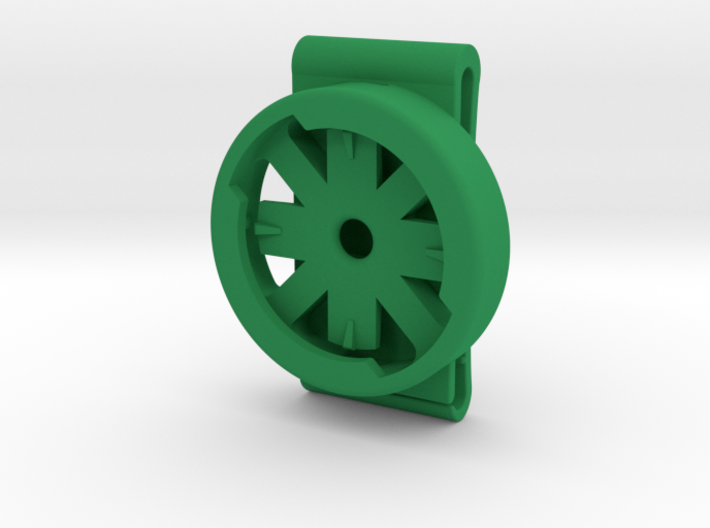 Garmin Varia Saddle Bag Clip 3d printed