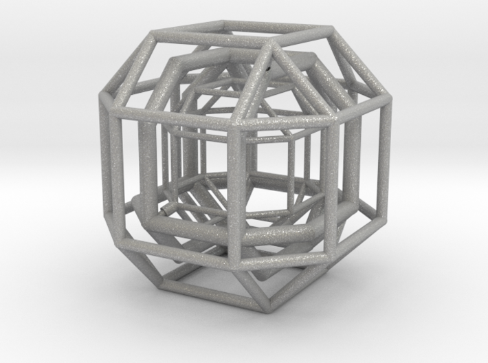 The diamond that rotates (big) 3d printed