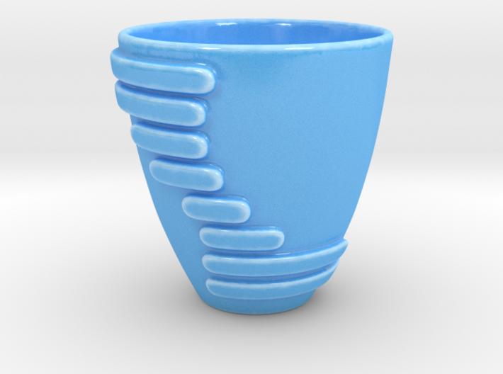Modern Cup 3d printed