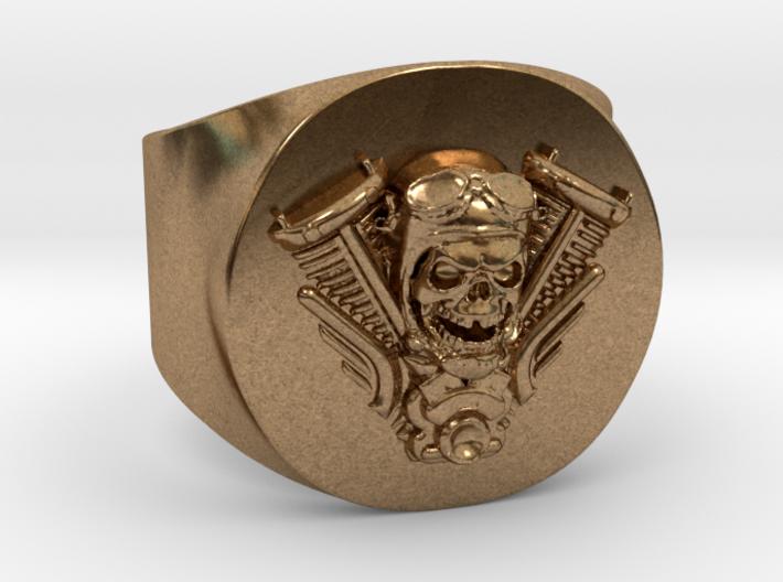 Harley engine Ring 3d printed