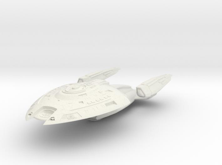 Milner Class HvyDestroyer 3d printed