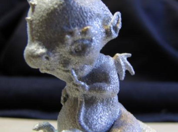 Dragon Baby statue 3d printed pic002