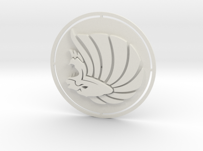 Mufasa 3d printed