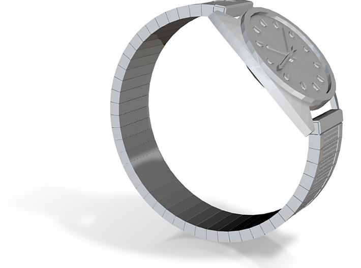 DEXTER - Waltham 25 Jewel Watch (1:6) 3d printed