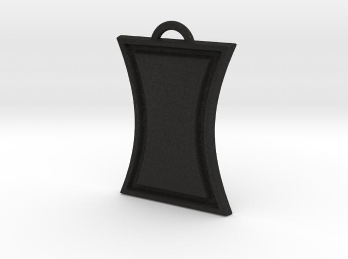 Black Widow 3d printed