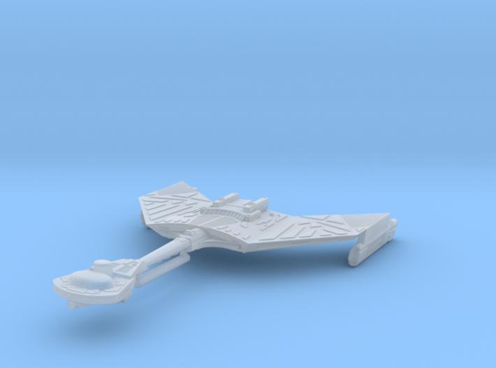 1/5000 Kteremny D12 - 251 m (w/support) 3d printed